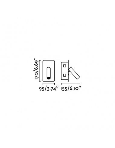 Estufa eléctrica 2302 C FM 1200w